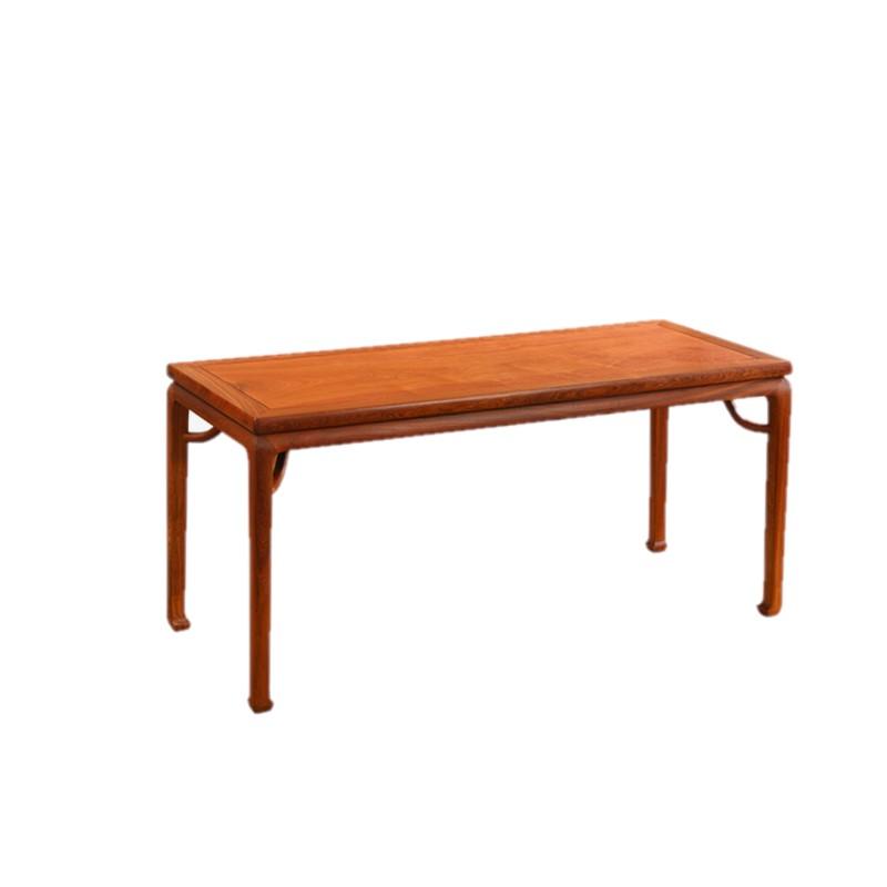 高居明作 明式家具 红木画案写字台 (花梨木)