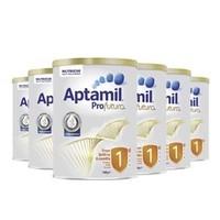 Aptamil 爱他美铂金版奶粉1段 900g *6罐