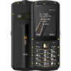 AGM M5 全网通4G老人机 微信版 黑金