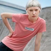 Discovery DAJG82299 女款短袖T恤