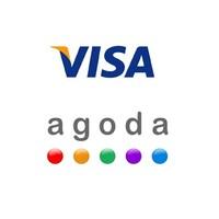 移动端:Visa X Agoda  全球酒店限量优惠抢订