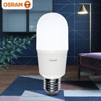 OSRAM 欧司朗 E27 7W白光6500K灯泡 6只