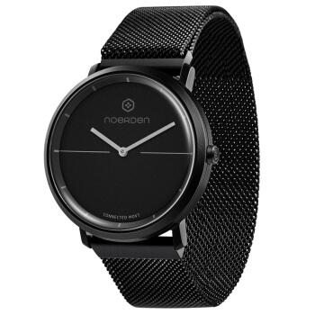 NOERDEN LIFE2+ 智能手表 (商务黑、金属)