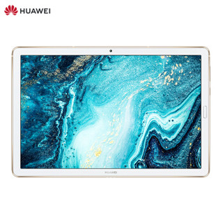 HUAWEI 华为 M6 平板电脑 (香槟金、128GB、4GB、LTE)