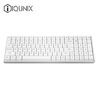 限地区 : iQunix F96-KAT逸白版 无线机械键盘 Cherry红轴