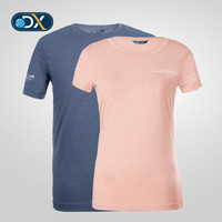 Discovery DAJG81619/82620 男女款快干T恤