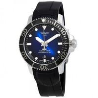 TISSOT 天梭 Seastar 1000海星系列 T1204071704100 男士机械潜水腕表