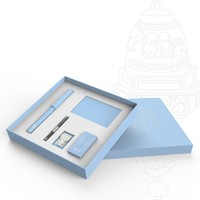 kinbor 浮星绘声 书写套装 稻米节联名礼盒