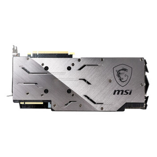 MSI 微星 GeForce RTX 2070 SUPER GAMING X TRIO 显卡 8GB