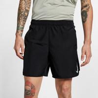 NIKE耐克 CHALLENGER 7'' 男子跑步运动训练短裤 BV9278-010-496黑色 XL