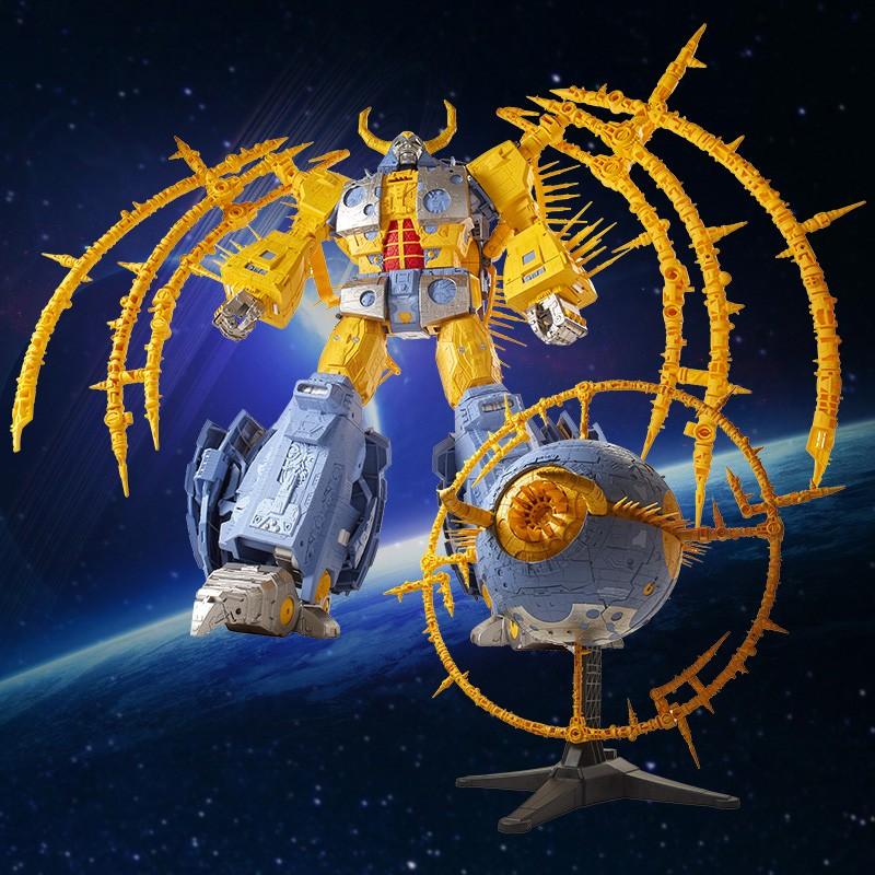 变形金刚 巨型宇宙大帝