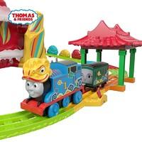 Thomas & Friends 托马斯和朋友 电动系列 彩虹山奇遇记轨道套 FJK20 *2件
