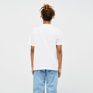 UNIQLO优衣库 艺术家KAWS联名款短袖印花T恤 男女同款422019