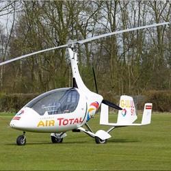 AutoGyro MTOsport 豪华版 Calidus 卡度士 载人旋翼飞机
