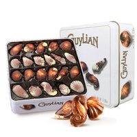 GUYLIAN 吉利莲 贝壳巧克力礼盒 (500g、铁盒装 )