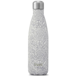 S'well White Lace 保温杯 500ml 白色花纹款