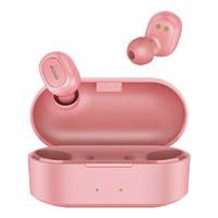 QCY T1S 升级版 真无线蓝牙耳机 限量粉色款