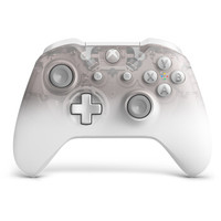 Microsoft 微软 绝对领域:白 Xbox One 无线控制器 游戏手柄