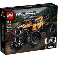 黑卡会员:LEGO 乐高 Technic 科技系列 42099 RC X-treme 遥控越野车