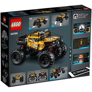 LEGO 乐高 Technic 机械组 42099 遥控越野车