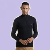 GOLF 高尔夫 男士休闲针织衫打底衫 C3804038