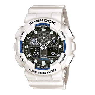中亚Prime会员 : CASIO 卡西欧 G-Shock GA-100B-7AER 男款运动腕表