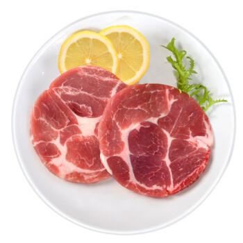 金锣 猪肉 猪梅肉片 500g/袋  *14件