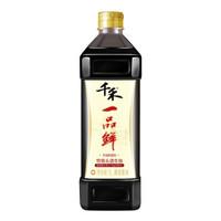 千禾 酱油 一品鲜特级 1L