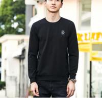 SEVEN 柒牌 卫衣男时尚休闲圆领卫衣 113K28700
