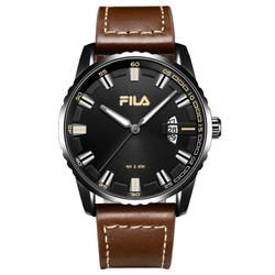 斐乐(FILA)皮带手表 时尚潮流学生石英男表 FLM38-601-005