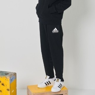 adidas 阿迪达斯 TR71SS-BW 男子运动长裤