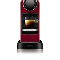 NESPRESSO KRUPS Citiz XN741540 胶囊咖啡机 红色