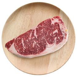 农夫好牛 澳洲黑安格斯西冷牛排 200g *6件