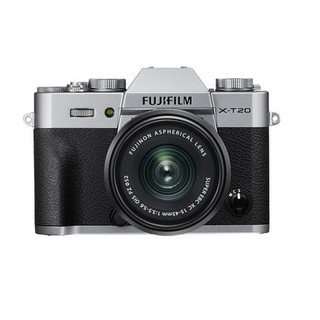 FUJIFILM 富士 X-T20 微单相机套机(15-45mm)
