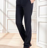 FIRS 杉杉 商务直筒加绒加厚保暖西裤 STK38H003