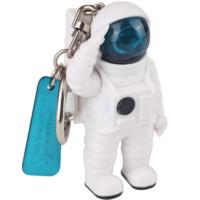 Hamee Mr.Yupychil 五月天 《顽固》 宇航员 发光手机挂件 钥匙扣