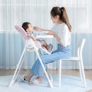 小米有品 HQ01MMB 贝影随行多功能儿童餐桌椅