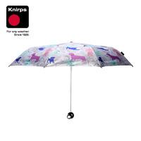 knirps 三折太阳伞