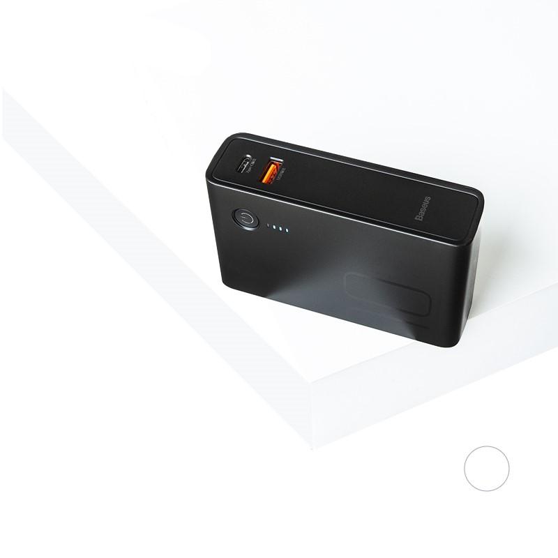 BASEUS 倍思 BS-CHT909 充电宝充电器二合一 (10000mah)