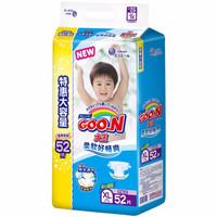 GOO.N 大王 维E系列 婴儿纸尿裤 XL52片 *2件