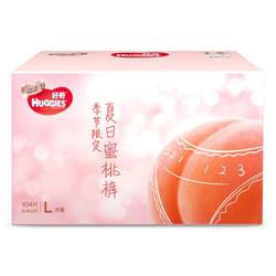 HUGGIES 好奇 6923589441412 铂金装纸尿裤 L104片