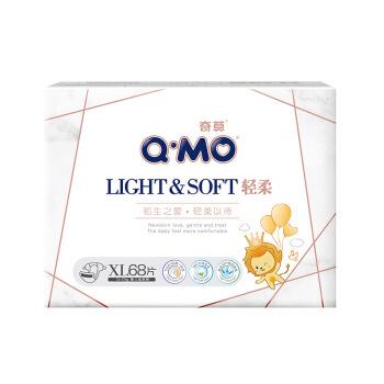 Q MO 奇莫 ACC00217 纸尿裤 XL68片