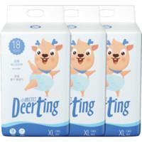 小鹿叮叮 Lu-L-3B 纸尿裤  XL18片*3包