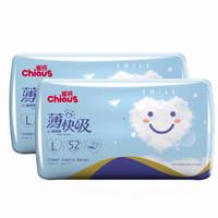 Chiaus 雀氏 纸尿裤  L104片
