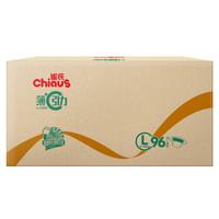 Chiaus 雀氏 纸尿裤  L96片