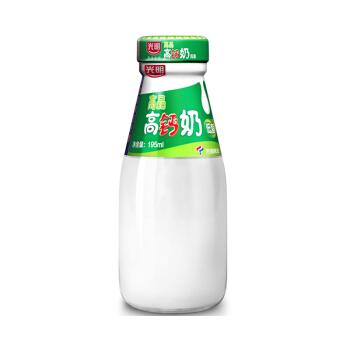 Bright 光明 高钙奶 195ml