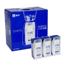 MENGNIU 蒙牛 纯甄酸牛奶 200g*12瓶整箱