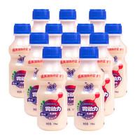 椰汁岛 1815B12 胃动力乳酸菌风味酸牛奶 338ml*12瓶