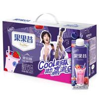 yili 伊利 果昔酸奶饮品 210g*12盒