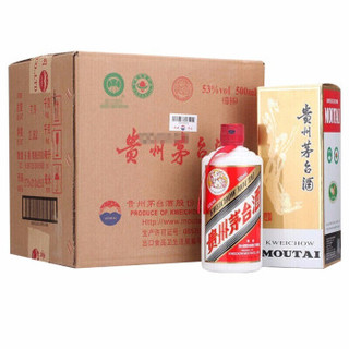 MOUTAI 茅台 飞天茅台 2017年 53%vol 酱香型白酒